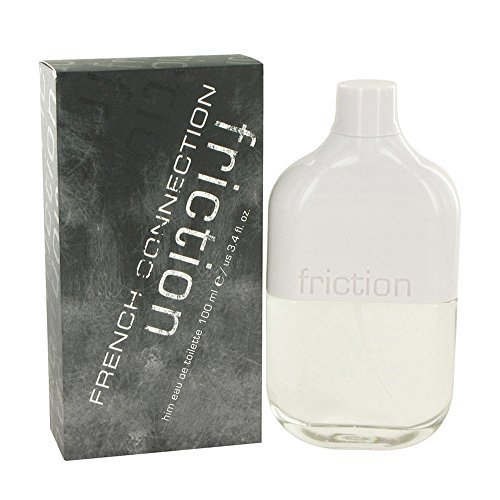 French Connection Fcuk Friction Eau De Toilette Spray For Men 3.4 Ounce by French Connection