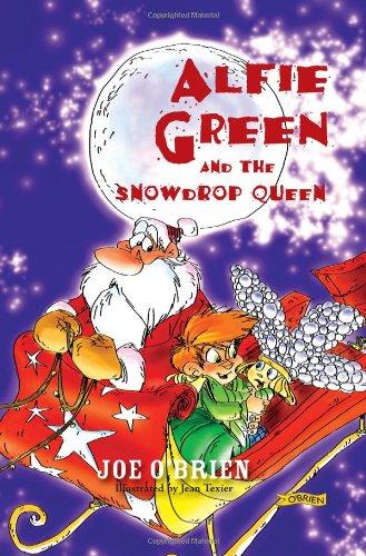 Alfie Green the the Snowdrop Queen