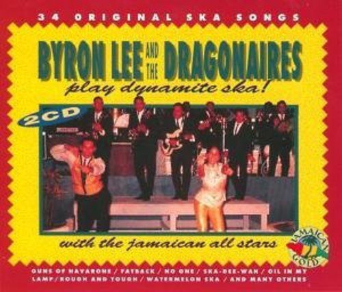 Byron Lee And The Dragonaires Rocksteady Explosion