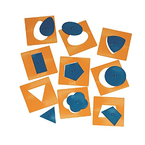 DIDAX DD-81586 Montessori Shapes