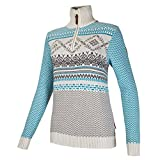 CMP Damen Pullover Knitted 7H76471 36 B.CO GESSO