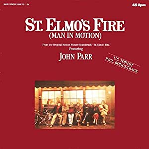 St Elmo'S Fire : John Parr: Amazon.es: Música