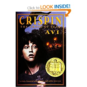 The Crispin: Cross of Lead