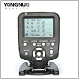 YONGNUO YN560-TX for Canon Flash Transmitter Provide Remote Manual Power Control for YN-560 III Manual Flash Units Having Manual RF-602 RF-603 RF-603 II Compatible Radio Receivers Built In