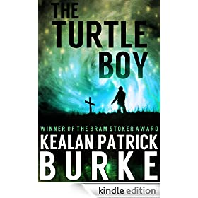 The Turtle Boy (The Timmy Quinn Series (Book One) 1)