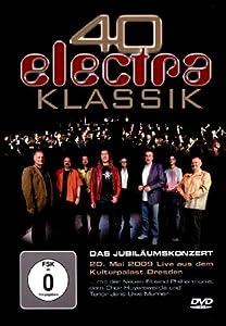 Electra - 40 Jahre Electra: Das Jubiläumskonzert