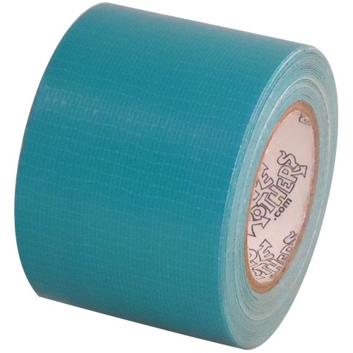 """Teal Blue Craft Duct Tape 2"""" X 10 Yds On 1.5"""" Core"""