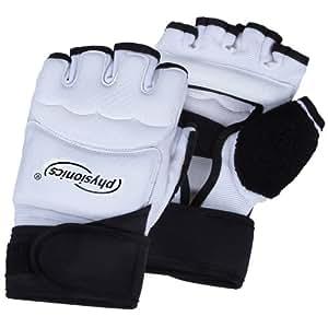 Freefight Handschuhe MMA Boxhandschuhe (Größenwahl S-XL) Punchinghandschuhe mit Handgelenkverstärkung und Klettverschluss