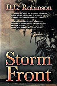 Storm Front by D.L. Robinson ebook deal