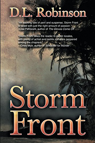 Storm Front by Diana Robinson ebook deal