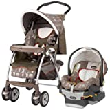 Chicco Cortina Travel System – Luna