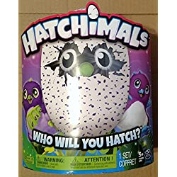 Hatchimals purple
