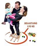 Trihorse-Kugelbahn-MAXI-ab-1-Jahr-mit-6-Figuren-sehr-stabiles-Premium-Holzspielzeug-made-in-EU