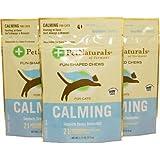 Pet Naturals Of Vermont - Pet - Cat - Calming for Cats 21 Softchews 1.11oz