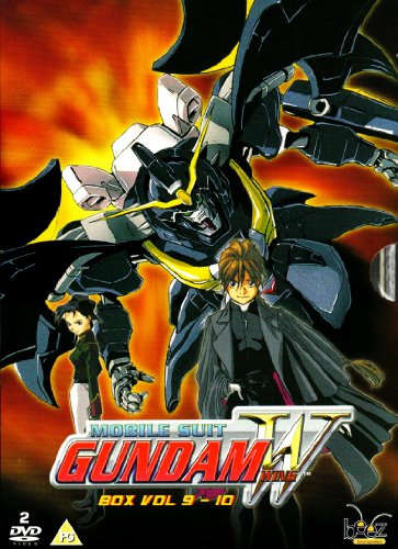 Mobile Suit Gundam Wing - Double Pack: Vol. 9-10 [DVD]