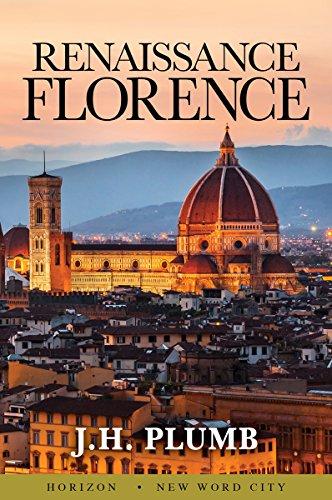 Renaissance Florence (Italian Renaissance Plumb compare prices)