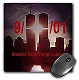 Sandy Mertens Patriotic - Remember 9 11 - MousePad (mp_21648_1)