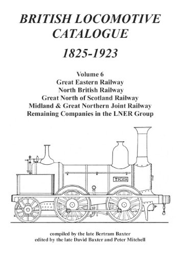 British Locomotive Catalogue, 1825-1923