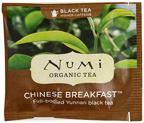 Numi Chinese Breakfast, 100 Count