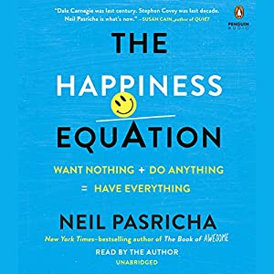 The Happiness Equation Hörbuch