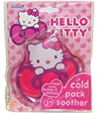 Pink Hello Kitty Bruise Soother / Cold Pack - Treast Minor Bumps & Bruises