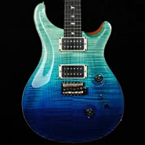 PRS Maple Neck Custom 24 Limited - 10 Top - Blue Fade