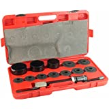 """Universal Front Wheel Drive Bearing Puller And Hub Removal Car Kit Set 2-3/16"""" to 3-19/32"""" Drift Size FWD"""