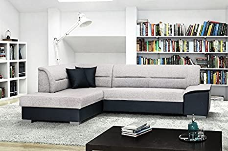 Canapé d'angle Verso Canapé d'angle Grand canapé résidentiel Paysage Big Canapé 01205