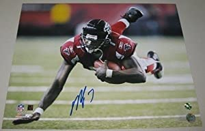 Michael Vick Signed Atlanta Falcons 16x20 Photo #2