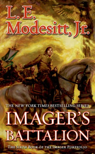 Imager's Battalion cover