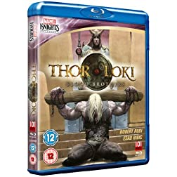 Thor & Loki: Blood Brothers [Blu-ray]