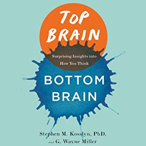 Top Brain, Bottom Brain Audiobook