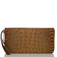 Skyler Clutch<br>Toasted Almond Melbourne