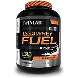 Twinlab 100% Whey Fuel Nutritional Shake, Vanilla Rush, 5 Pound