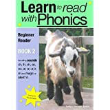 Learn To Read With Phonics, Book 2: 4by Sally Jones