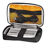"""Hama 2,5 Zoll Festplattentasche """"Black Bird"""", Case f�r 2,5 Zoll Festplatten und SSD, integriertes Kabelfach (Innenma�e: 9 x 15 x 3 cm) schwarzvon """"Hama"""""""