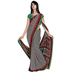 Radhika Sarees georgette sarees with blouse rs_van5783_maroon