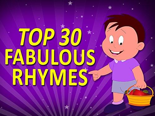 Top 30 Fabulous Rhymes on Amazon Prime Video UK