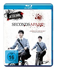 Seconds Apart - Blood Brothers [Blu-ray]