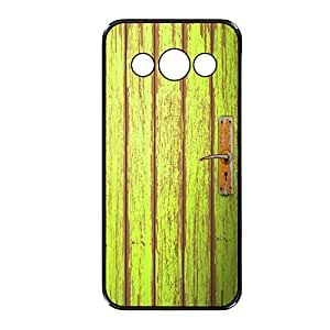 Vibhar printed case back cover for Samsung Galaxy A3 GreenDoor
