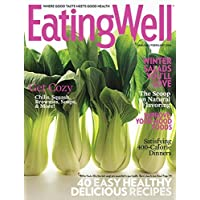 1-Year (6 Issues) of EatingWell Magazine Subscription