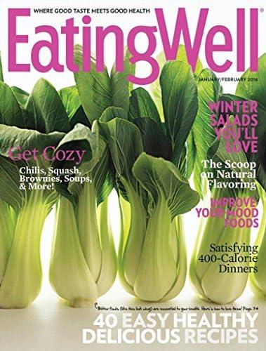 1-Yr EatingWell Magazine Subscription