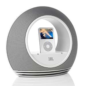 JBL Radial White Enceintes PC / Stations MP3 RMS 15 W