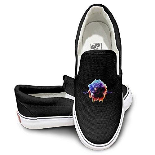 Custom Design Sport Shoes Erykan Badu Baseball Black