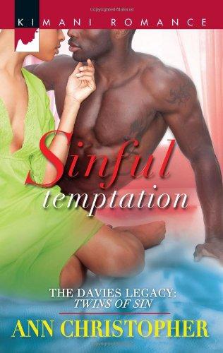 Image of Sinful Temptation (Harlequin Kimani Romance\The Davies Lega)