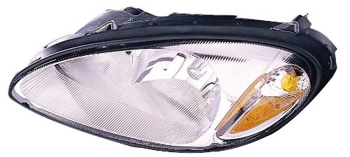 Depo 333-1159L-AS Chrysler PT Cruiser Driver Side Replacement Headlight Assembly (Headlight Assembly Pt Cruiser compare prices)