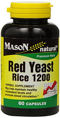 Red Rice Supplement For Cholesterol
