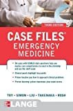 img - for Case Files Emergency Medicine, Third Edition (LANGE Case Files) 3rd (third) Edition by Toy, Eugene, Simon, Barry, Takenaka, Kay, Liu, Terrence, Ros published by McGraw-Hill Medical (2012) book / textbook / text book