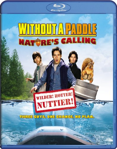Cover art for  Without a Paddle: Nature's Calling [Blu-ray]
