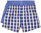 Celio - Caleçon - � pois - Homme - Bleu - X-Large (Taille fabricant : XL)